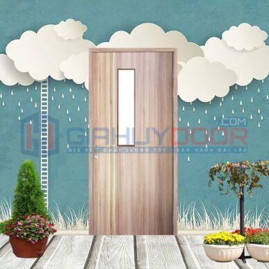 Cửa gỗ chịu nước là gì?